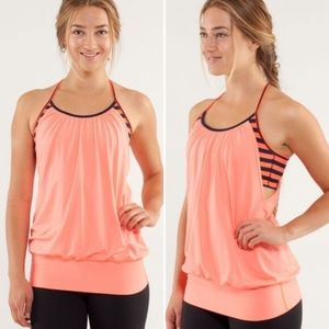 Lululemon NO Limits Sea Stripe Light Flare…